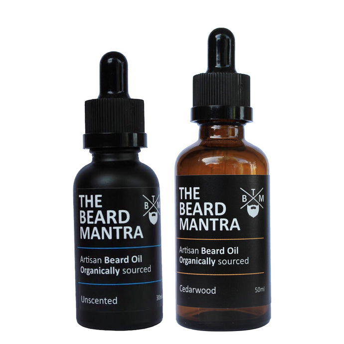 The Combination Beard Oil Gift Box