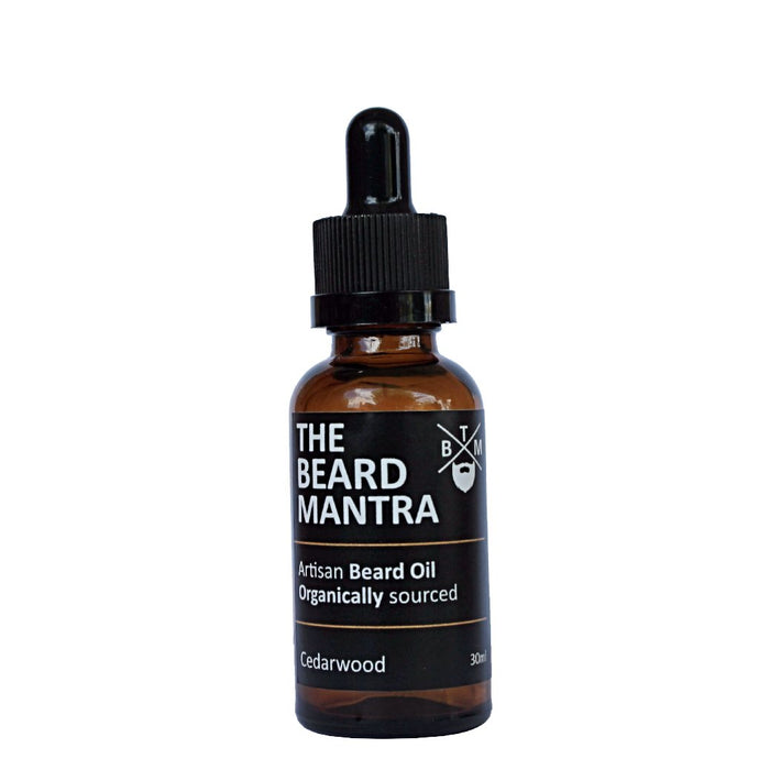 Cedarwood Beard Oil 30ml