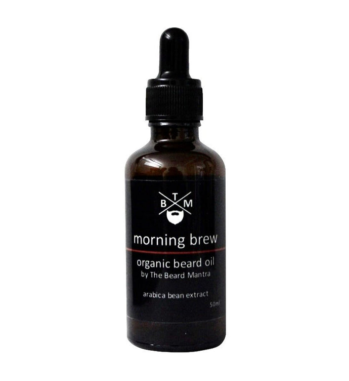 Morning Brew - 50mL Beard Oil by The Beard Mantra