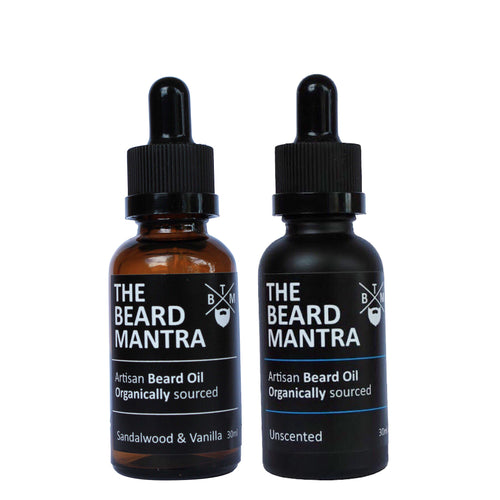 The Traveller Beard Oil Gift Box