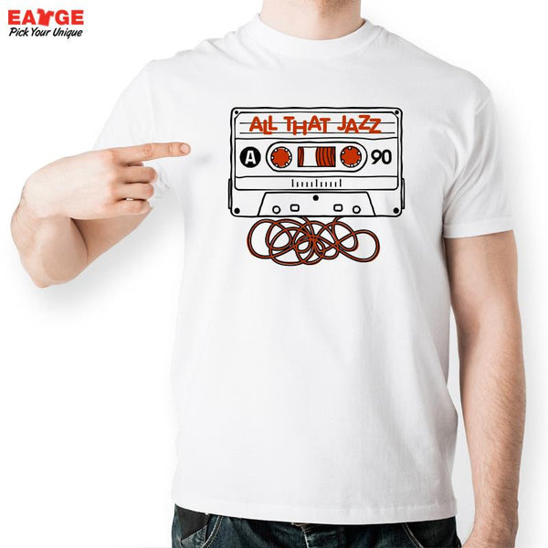 All That Jazz Cassette T Shirt