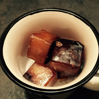 Cold Brew Ice Cubes for A Better Iced Coffee Experience