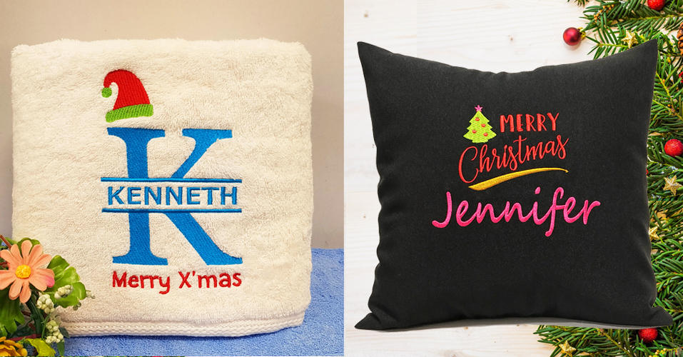 Personalised Christmas Gifts in Singapore