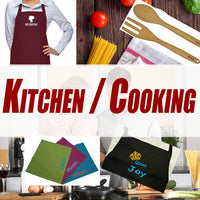 Kitchen Apparels & Cooking Gifts