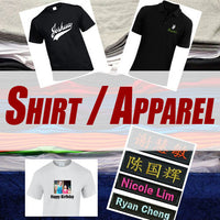 T-Shirt, Polo & Apparel