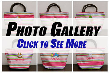 Personalised Tote Bag Photo Gallery