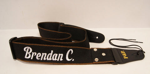Customized Guitar Strap in Singapore