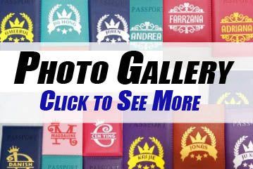Passport Holder Photo Gallery