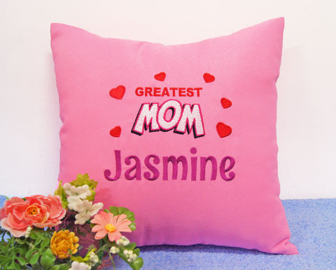 Cushion for Best Mom