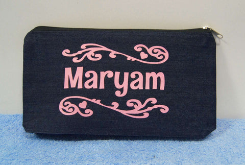 Personalied pencil case