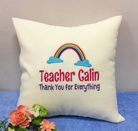 Teacher's Day Cushion