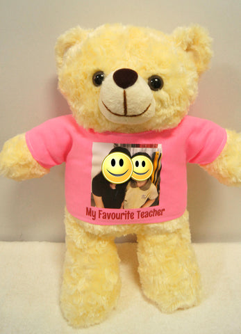 Teacher's day bear