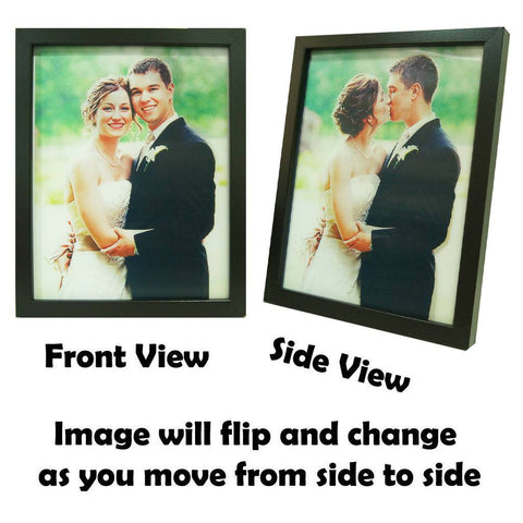 Personalised Flip Photo