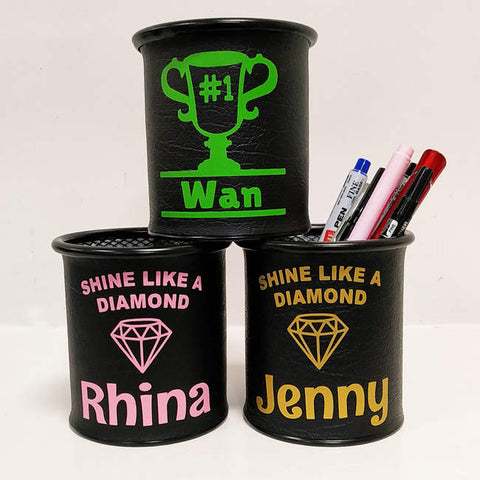 Personalised Pencil Holder