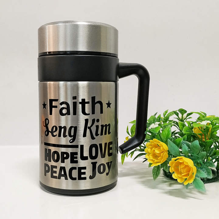 Personalised Thermos Mug