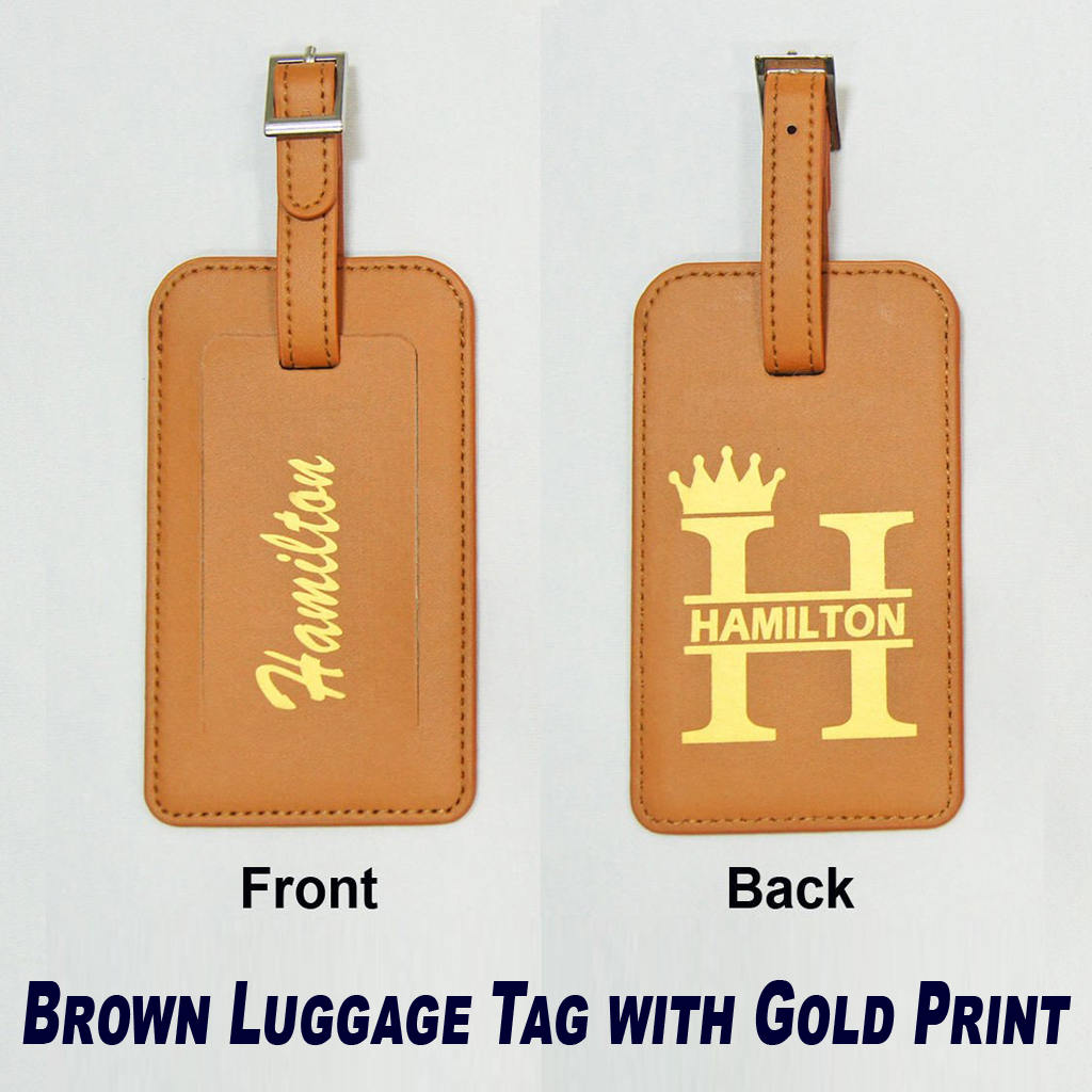 Personalised Luggage Tag  5347cdcd5