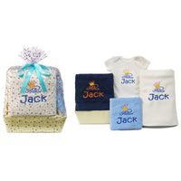 Personalised gift - Baby hamper (boy), great for baby shower gift by Thatcornershop.com (Singapore)