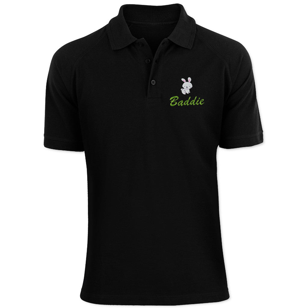 Personalised Polo T-shirt with embroidery name