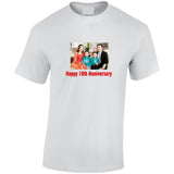 Personalised T-shirt with photo printing