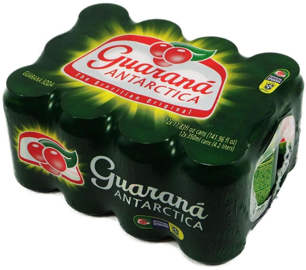 Guaraná Lata 12x350ml