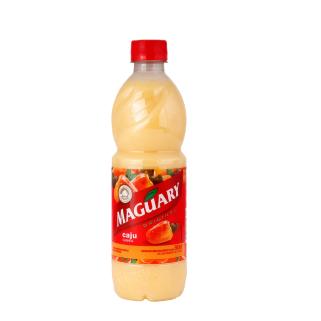 Suco Concentrado De Caju 500ml