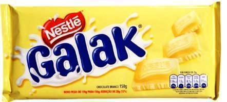 Chocolate Galak Nestle/100g