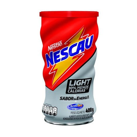 Nescau Light Achocolatado de 400g