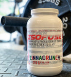 ISOFUSE® CINNACRUNCH Pharma Grade Whey Protein Isolate