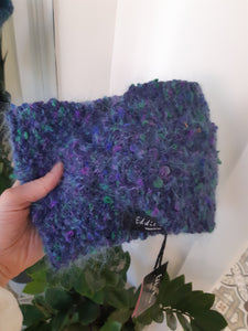 VIOLET WINTER HEADBAND