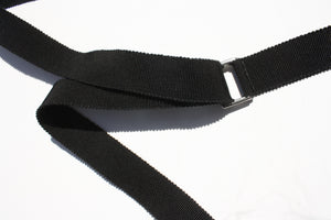 RIBBON D-RING BELT