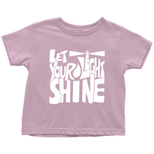 Let your light shine - Toddlers