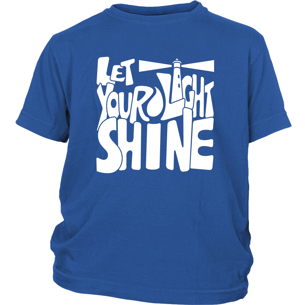 Let your light shine - Youth