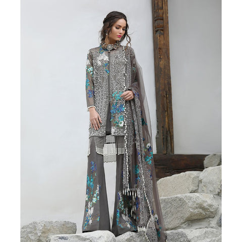 Original Sana Safinaz Luxury Collection- Stitched-Formal