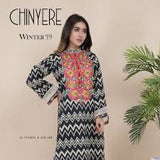 Chinyere black small shirt cotton
