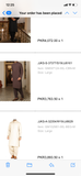 J. Men's brown Salwar Kameez embroidered