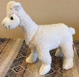 SWEET ALPACA PLUSHIE STUFFED ANIMAL~~~A UNIQUE GIFT!