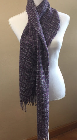 BEAUTIFUL HANDWOVEN ARTISAN SCARF!