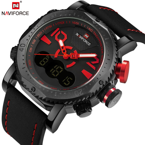 N-Force Men's Tactical Action Watch