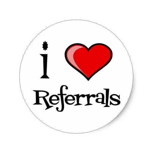 Introducing - Referral Program!