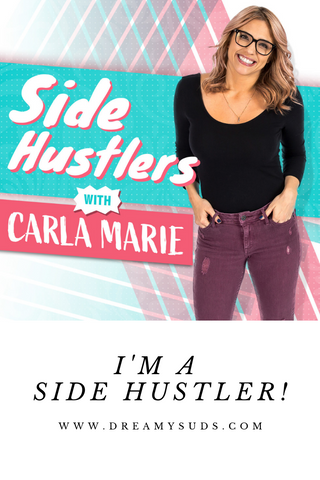 Dreamy Suds Side Hustler