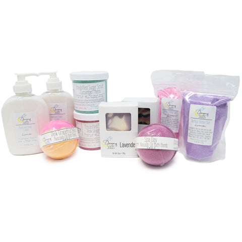 $100 Dreamy Suds Ultimate Gift Set 2