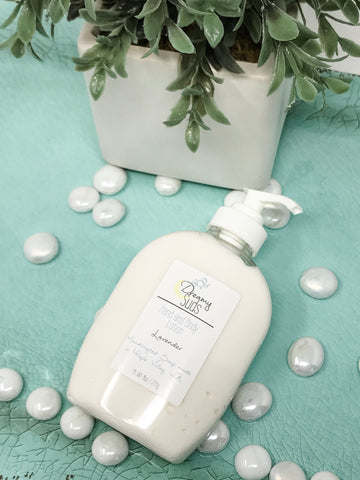 Dreamy Suds Hand and Body Lotion