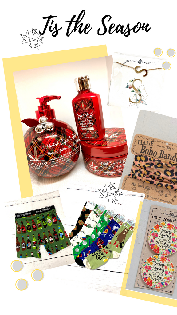 The Ultimate Gift Guide: Tis the Season to be Merry & Bright