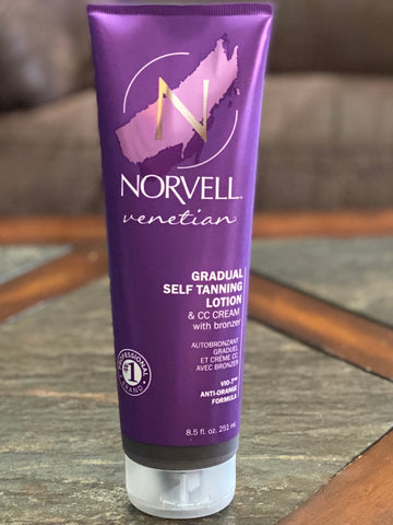 Norvell Venetian Gradual Self-tanner-FOUR SEASONS-Sunshine Boutique Camden TN