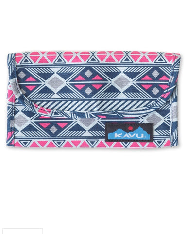 Aztec Print Kavu Spender Wallet-KAVU-Sunshine Boutique Camden TN