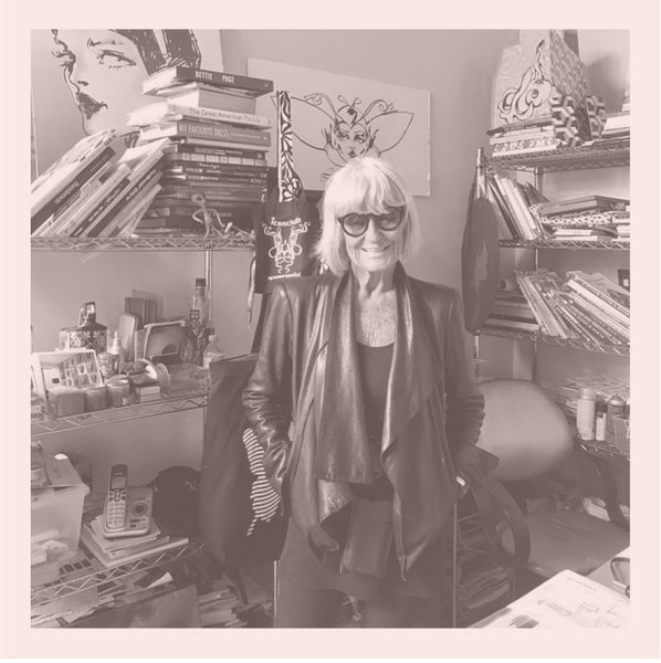 BARBARA HULANICKI / Fashion Designer / Interview