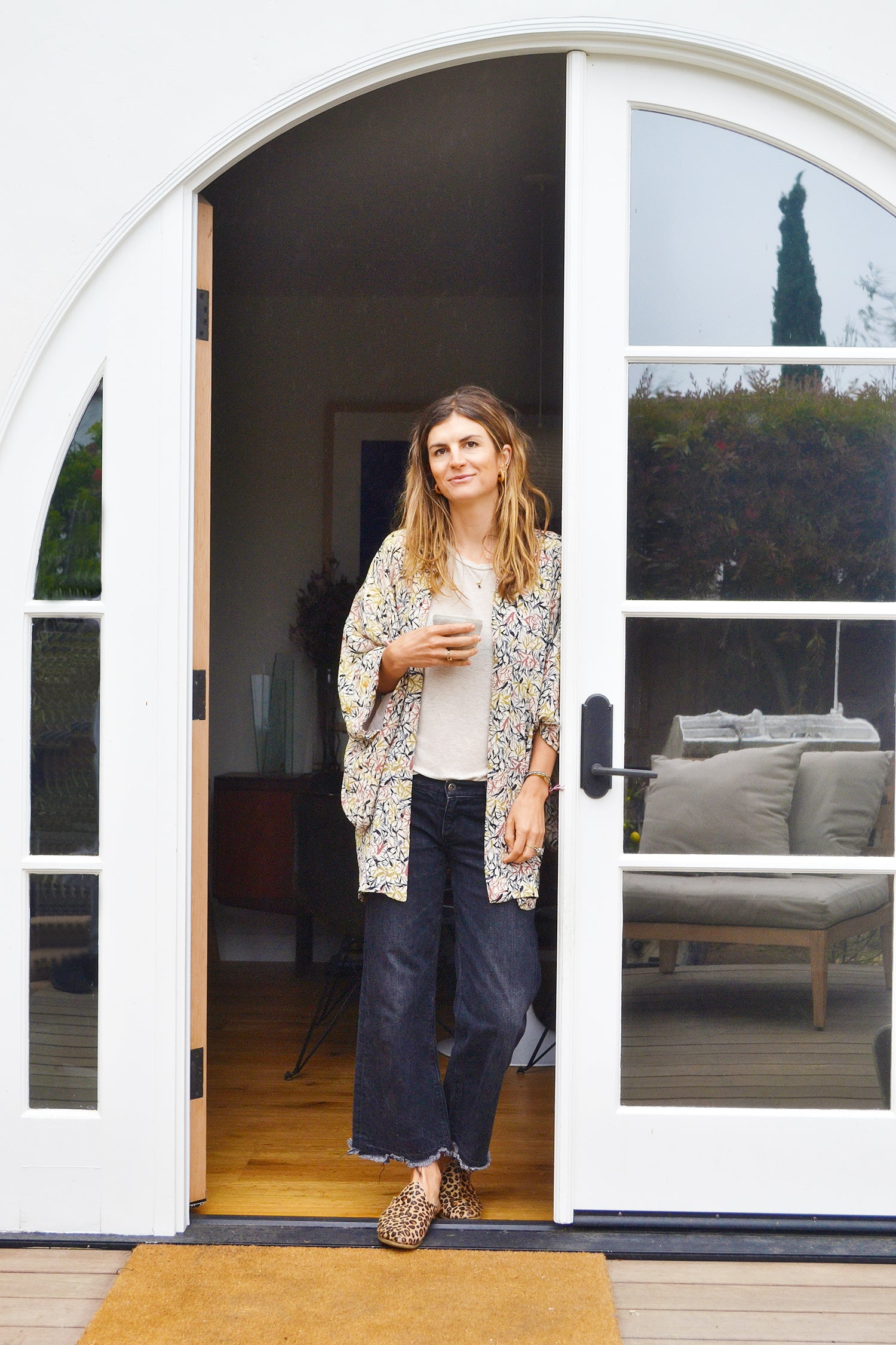 At home with Meredith Baird from Nucifera Body