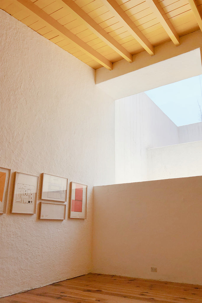 Luis Barragan's Home & Studio in Mexico City