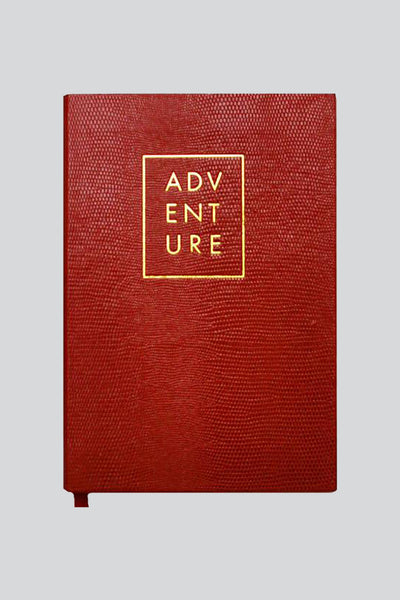 Sloane Stationery Adventure Notebook