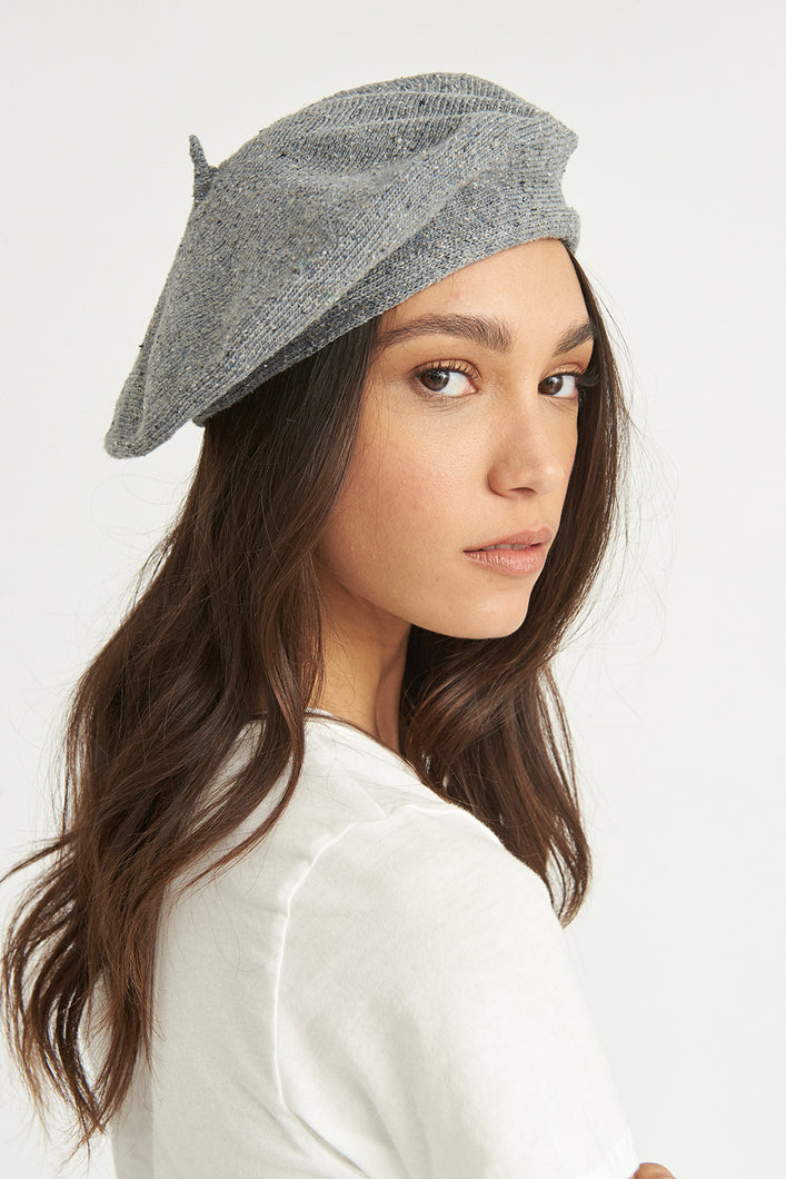 antidote eco beret gray